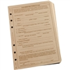 "Rite in the Rain 902T All-Weather CAS 9 Line Loose Leaf, Tan, 4 5/8"" x 7"""