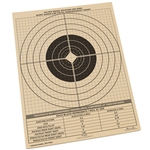"Rite in the Rain 9126 All-Weather 25 Meter Zeroing Target, 8.5"" x 11"""