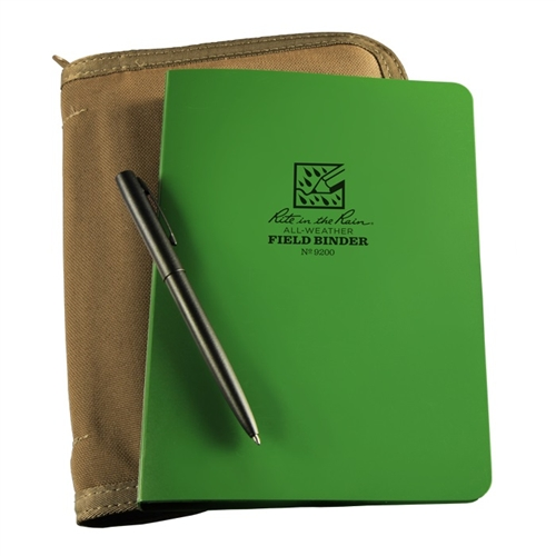 Rite In The Rain 9201-Kit All-Weather Field Binder Variety