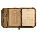 RITR 9255T All-Weather Field Planner Complete Kit, Tan