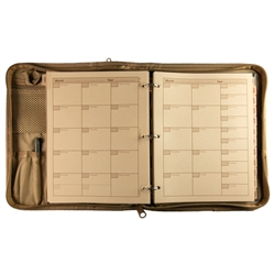 Rite in the Rain 9255T-MX All-Weather Maxi Field Planner Complete Kit, Tan