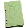 RITR 932 All-Weather Warning Order Loose Leaf, Green