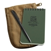 RITR 935-Kit All-Weather Universal Spiral Notebook Kit, Green/Tan