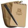 Rite in the Rain 935T-Kit All-Weather Universal Spiral Notebook Kit, Tan