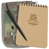 "Rite in the Rain 946M-Kit All-Weather Universal Notebook Kit, Tan/MultiCam, 4"" x 6"""