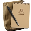 "Rite in the Rain 946T-Kit All-Weather Universal Notebook Kit, Tan, 4"" x 6"""