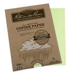 RITR 9511-50 All-Weather Copier Paper, Green