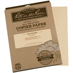 "Rite in the Rain 9511T All-Weather Copier Paper, Tan, 8.5"" x 11"" - 200 Sheets"