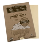 "Rite in the Rain 9511T-50 All-Weather Copier Paper, Tan, 8.5"" x 11"" - 50 Sheets"