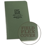 RITR 964 All-Weather Universal Memo Book, Green