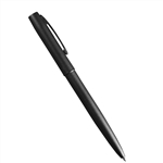 Rite in the Rain 97 All-Weather Metal Clicker Pen, Black - Black Ink