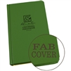 RITR 970F All-Weather Universal Bound Book, Green