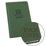 Rite in the Rain 970F-M All-Weather Universal Bound Book, Green