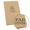 Rite in the Rain 970TF-M All-Weather Fabrikoid Universal Pocket Book, Tan