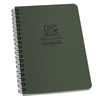 RITR 973 All-Weather Universal Spiral Notebook, Green