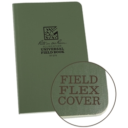 Rite in the Rain 974 All-Weather Universal Field-Flex Book, Green
