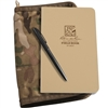 Rite in the Rain 980M-Kit All-Weather Universal Bound Book Kit, Tan/MultiCam