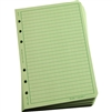 "Rite in the Rain 982 All-Weather Universal Loose Leaf, Green, 4 5/8"" x 7"""