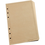 RITR 982T All-Weather Universal Loose Leaf, Tan