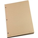 "Rite in the Rain 982T-MX All-Weather Universal Loose Leaf, Tan, 8.5"" x 11"""