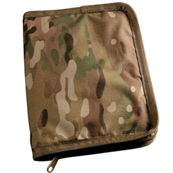 "Rite in the Rain C9200M All-Weather Cordura 1/2"" Binder Cover, MultiCam"