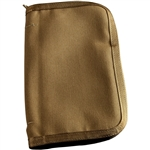 RITR C980 All-Weather Cordura Notebook Cover, Tan