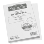 RITR HW57 All-Weather 100# Card Stock, White