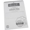 "Rite in the Rain LP785 All-Weather Legal Pad, Gray, 8 1/2"" x 11 7/8"""
