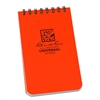 "Rite in the Rain OR35 All-Weather Universal Notebook, Blaze Orange, 3"" x 5"""