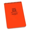 Rite in the Rain OR46 All-Weather Universal Spiral Notebook, Orange