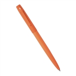 Rite in the Rain OR97 All-Weather Metal Clicker Pen, Blaze Orange - Black Ink