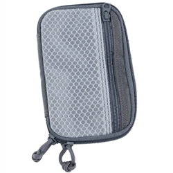 Rite in the Rain P835 All-Weather Cordura Pocket Organizer Pouch, Gray