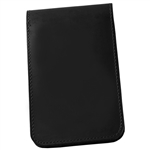 RITR 33-S Leather Notebook Cover, Black
