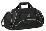 OGIO Crunch Duffel in black and size large