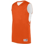 Augusta Orange Alley-Oop Reversible Jersey