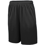 Augusta Black Training Short With Pockets