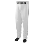Augusta Youth Series Baseball/Softball Pant With Piping