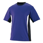 Augusta Purple/White/Black Surge Jersey
