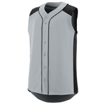 Augusta Style 1663 Youth Sleeveless Slugger Jersey