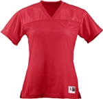 Augusta Ladies Junior Fit Replica Football Tee