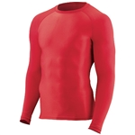 Augusta Youth Hyperform Compression Long Sleeve Shirt