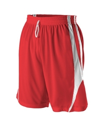 Alleson 54 Youth Reversible Basketball Shorts