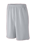 Augusta Longer Length Wicking Mesh Short - YOUTH
