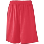 Augusta Youth Longer Length Jersey Short