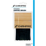 Champro Wooden Umpire Brush - Bulk