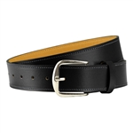 Leather Baseball Belt