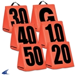 Champro Solid Weighted Football Yard Markers