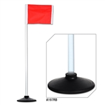 Champro Corner Flags With Rubber Bases - Pair