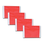 Champro Replacement Flags (Set of 4)