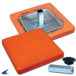 Champro Pro-Style Molded Optic Orange Safety Base